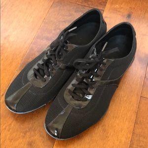 Black Cole Haan + Nike Air Sneakers